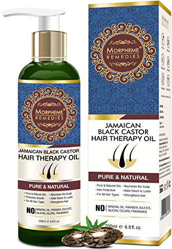 Best castor oil for hair growth Review