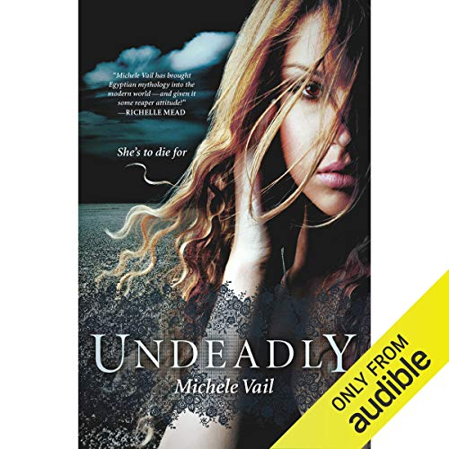 Undeadly audiobook cover art