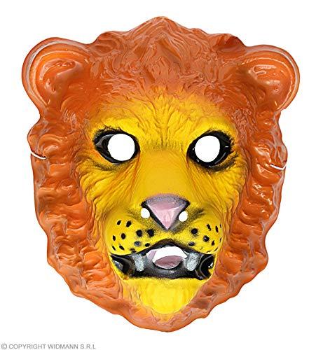 Widmann Masque d'animal lion pour les enfants