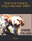 Spinone Italiano Dog Calendar 2021