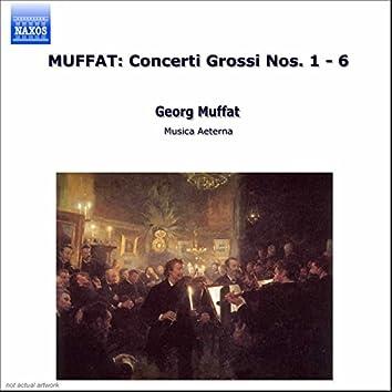 Muffat: Concerti Grossi Nos. 1 - 6