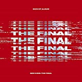 GENIE MUSIC iKON - New Kids : The Final [REDOUT Ver.] (EP) CD+Booklet+Photocard+Sticker