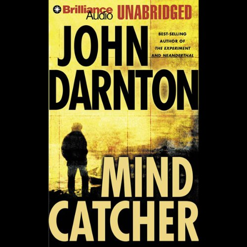 Mind Catcher audiobook cover art