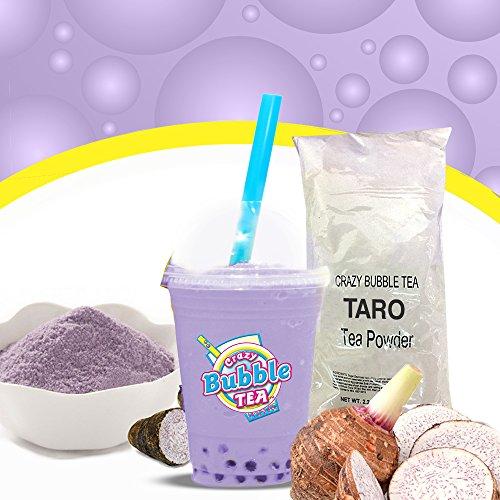 Bubble Tea Smoothie Powder (Taro) 2.2 lbs