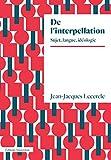 De l'interpellation - Sujet, langue, idéologie