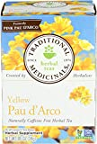Traditional Medicinals Teas Pau d'Arco Herbal Tea, 16 Wrapped Tea...