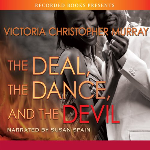 The Deal, the Dance, and the Devil audiobook cover art