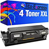 Tito-Express PlatinumSerie 4 Toner XXL kompatibel mit Samsung MLT-D204L ProXpress M3325ND M3375FD M3825DW M3825D M3825ND M3875FW M4025ND