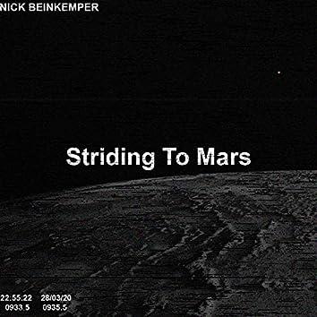 Striding to Mars