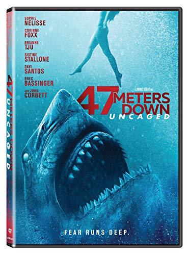 47 Meters Down: Uncaged [Edizione: Stati Uniti] [Italia] [DVD]
