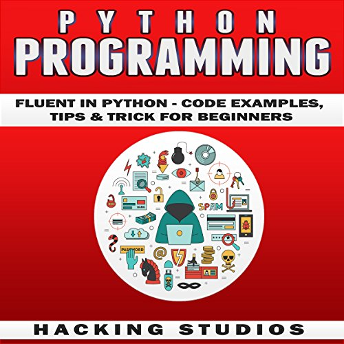 Python Programming: Fluent in Python  By  cover art