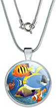 GRAPHICS & MORE Tropical Coral Reef Fish Clown 1