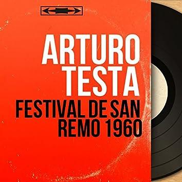 Festival de San Remo 1960 (feat. Piero Soffici et son orchestre) [Mono Version]