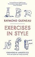 Exercises in Style. Raymond Queneau (Alma Classics)