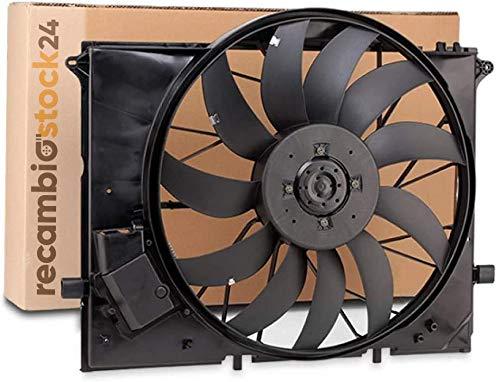 RS24 - RecambioStock24 Ventilador Refrigeración del Motor para Mercedes Clase S W220 A2205000293