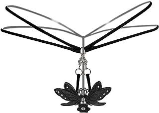 LA SENZA Butterfly Bondage Jarretelles Lingerie Tailles Différentes Noir M