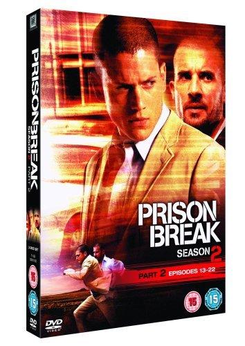 Prison Break Season 2 Part 2 [UK Import]