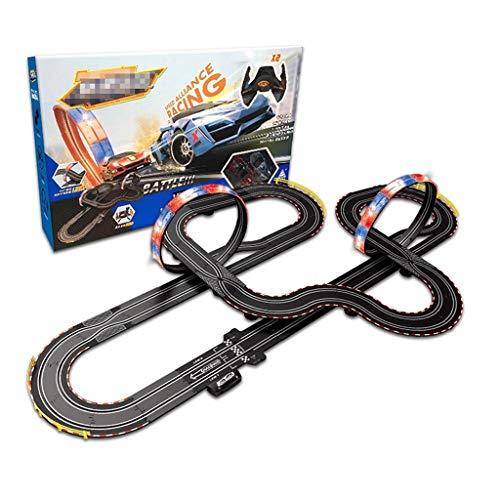 ZKW-Track 910CM Slot Cars carriles de la pista for la Educación coche...