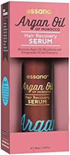 Essano Argan Oil Hair Recovery Serum, 50ml