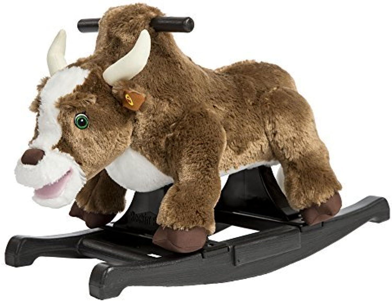 Rockin' Rider braun Rocking Bull by Rockin' Rider