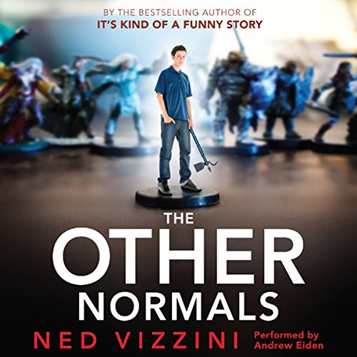 The Other Normals audiobook cover art