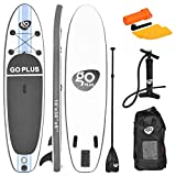 Goplus Inflatable Stand up Paddle Board Surfboard SUP Board with Adjustable...