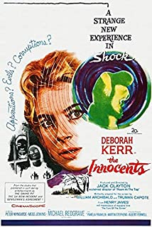 Best the innocents 1961 poster Reviews