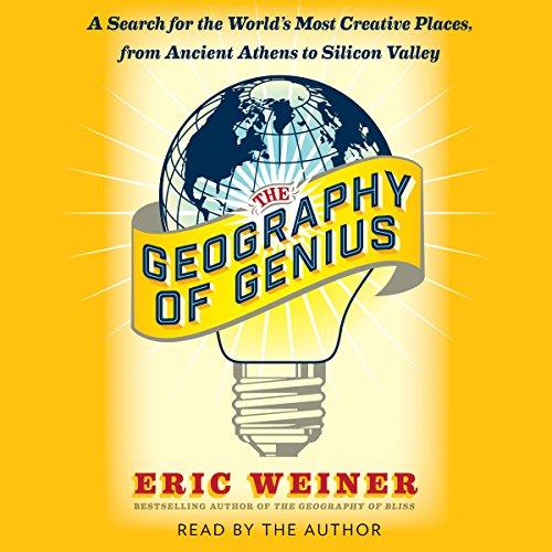 The Geography of Genius Titelbild