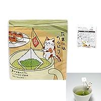 みたらしちゃんティーバッグ(ぐり茶)(2g×6入+みたらしちゃんマスコット付)