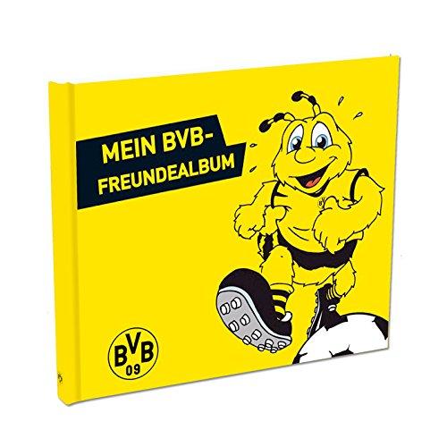 Borussia Dortmund BVB-Freunde-Album, Gelb, one size