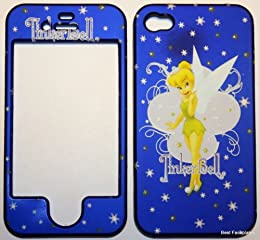 midnight blue tinkerbell iphone case