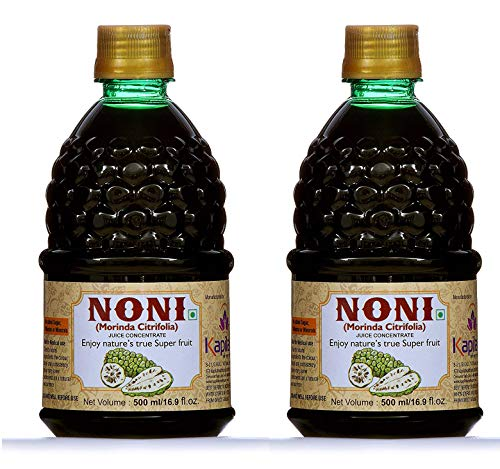 Kapila Health Care Noni Juice Concentrate (500 ml) – Pack of 2