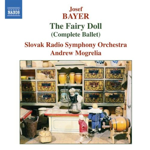 Die Puppenfee (The Fairy Doll): No. 11 Harlekin: Allegro