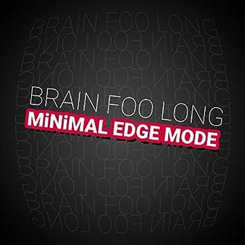 Minimal Edge Mode