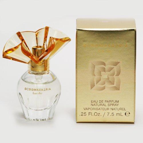 Bcbg Maxazria Bon Chic Miniature Eau de Parfum Spray for Women, Mini, 0.25 Fluid Ounce