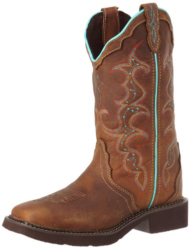 Justin Boots Women's Gypsy Collection 12″ Soft Toe ,
