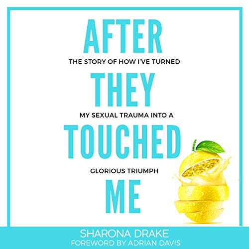 After They Touched Me audiobook cover art