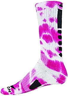red lion tie dye socks