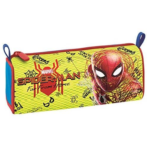 Bauletto Marvel Spider-Man, Rosso, Portapenne
