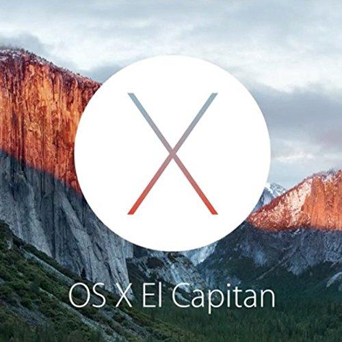 Mac OS X El Capitan 10.11.6 su Chiavetta USB Avviabile per L'installazione o L'aggiornamento