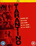Quentin Tarantino 2015 Boxset (5 Blu-Ray) [Edizione: Regno Unito] [Edizione: Regno Unito]