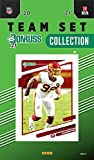 Washington Football Team 2021 Factory Sealed 12 Card Team Set with Chase Young and 3 Rated Rookie Cards Plus. rookie card picture