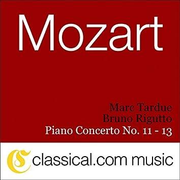 Wolfgang Amadeus Mozart, Piano Concerto No. 11 In F Major, K. 413
