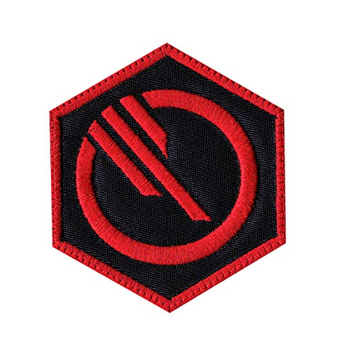 Inferno Squad Trooper Battlefront Star Wars Inspired Art Tactical Morale Hook Side Patch