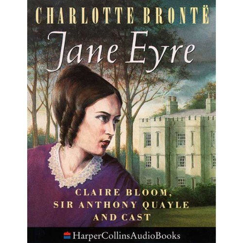 Jane Eyre (Dramatised) audiobook cover art