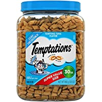 Temptations Classic Crunchy & Soft Cat Treats, 30 oz.
