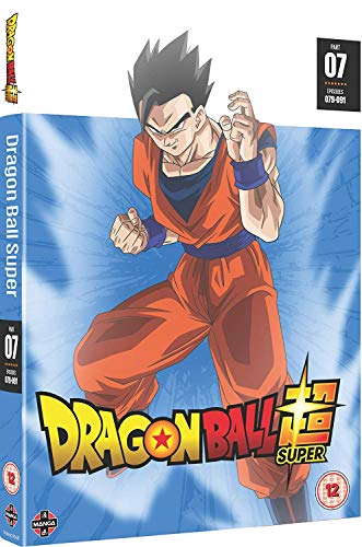 Dragon Ball Super Part 7 (Episodes 79-91) [DVD]