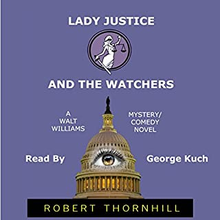 Lady Justice and the Watchers cover art