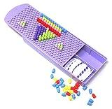 Prime Brain Teasing Puzzle Pencil Box for Kids 45 Gram, Pack of 1