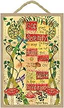 SJT ENTERPRISES, INC. Serenity Prayer - God Grant Serenity, Courage, Wisdom 7